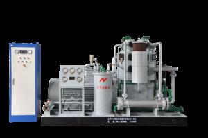 Z-9 /60型 空气压缩机 (540Nm3h,6Mpa)