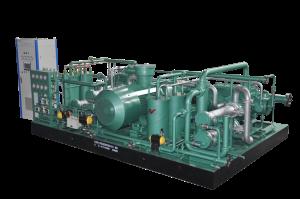 D-(5-8.33) 200型 氢气压缩机(PLC自控,300-500Nm3/h.20Mpa)